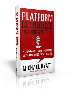 Win Michael Hyatt's New Book, Platform
