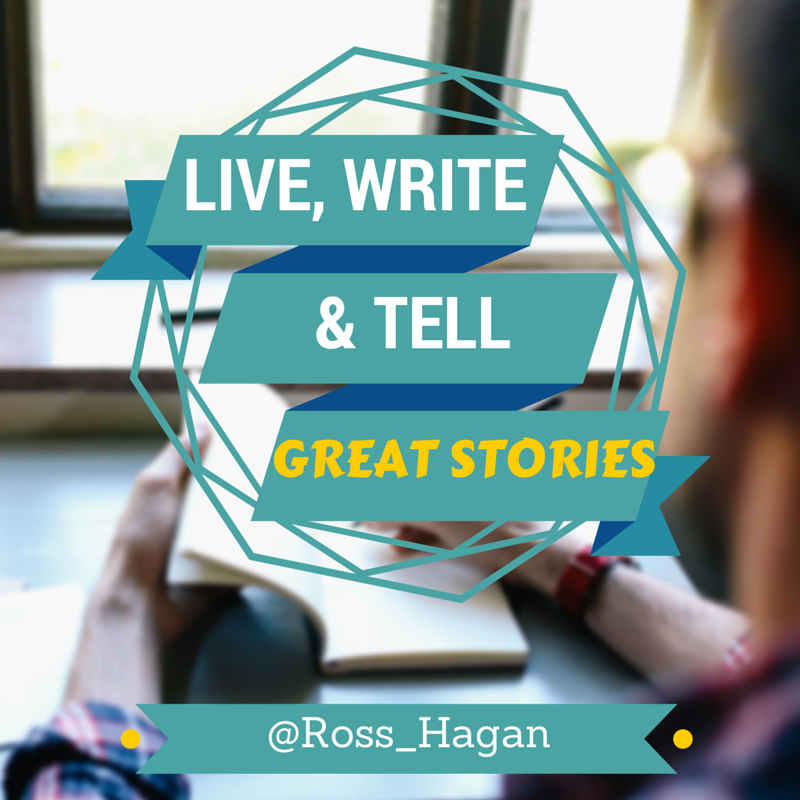 [Podcast] Ross Hagan Helps Us Peel Back the Layers of Our Story