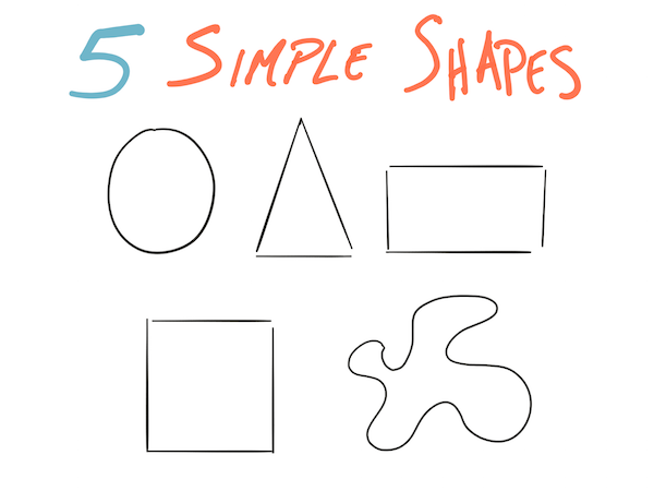 5shapes